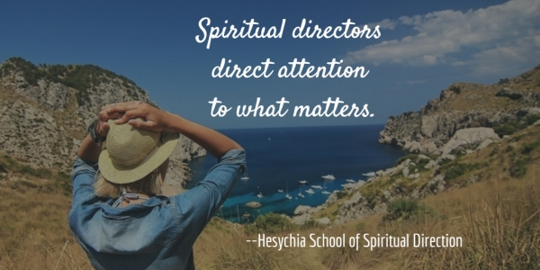 Spiritual Direction - Soul Friendship with Karen Richter
